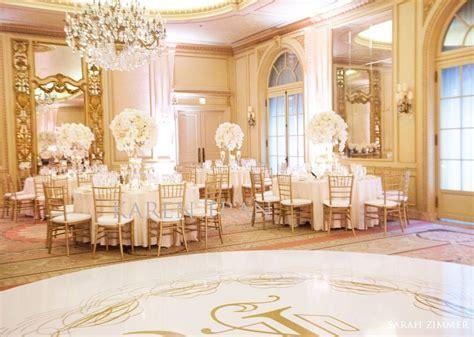 Gold And White Wedding Theme