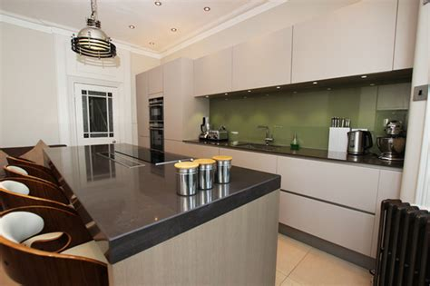 Kitchen Design L Shape by Cashmere Handleless Kitchen Modern Kitchen Other