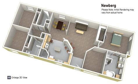 house trailer floor plans image detail for manufactured home and mobile home floor