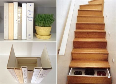 diy hidden storage diy finding creating cleaver hidden storage soulful abode