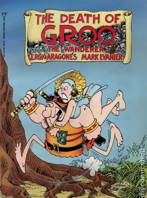 wander a warden novel volume 1 books of groo the wanderer gn 1987 marvel comic books