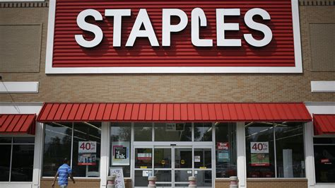 Nearest Staples Or Office Depot by Staples Office Depot Bleak Future After Failed