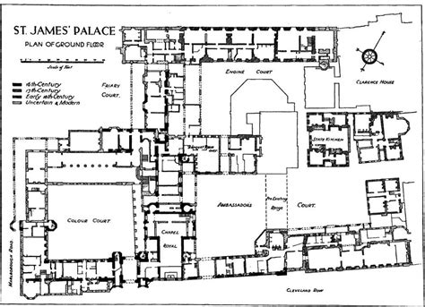 westminster palace floor plan st james s palace westminster ground floor plan