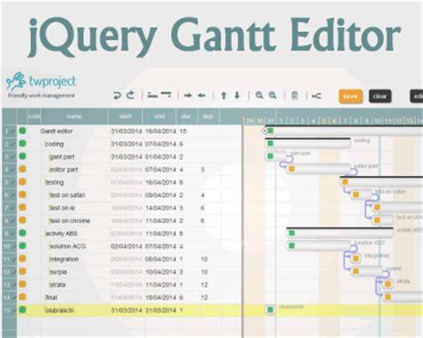 jquery layout maker jquery gantt editor jquery plugins