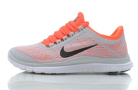 womens nike free 3 0 v5 running shoes nike free 3 0 v5 s running shoes gray orange black