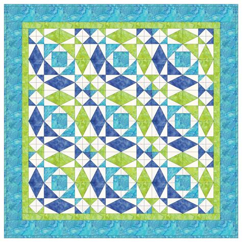 Accu Quilt by Accuquilt Go Fabric Cutter Half Square 1 1 2 Quot Finished
