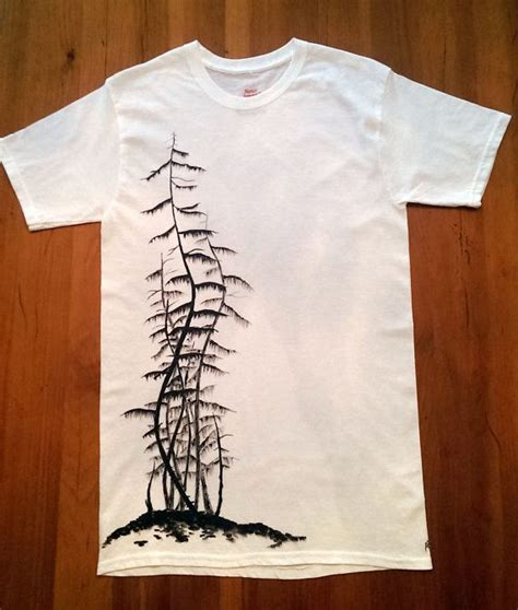 Painting T Shirts Ideas by Painted T Shirt Nature Lover Nature T Shirt Nature