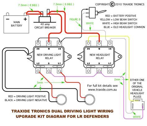 headlight wiring upgrade diagram 32 wiring diagram