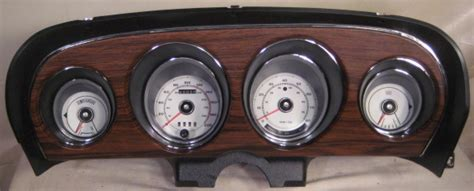 mustang custom gauges tachometer repair restotation for mustang classic cars