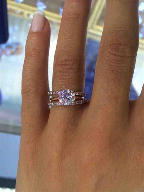 2 carat asscher cut engagement rings wedding and