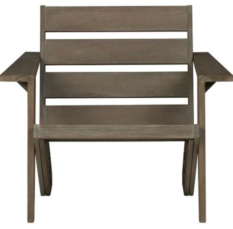Sawyer Chair sawyer chair modern outdoor lounge chairs by cb2