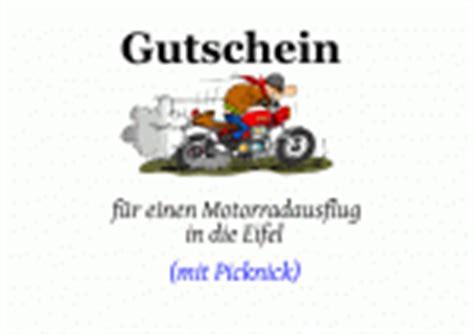 Bilder Gutschein Motorrad by Auto Und Motorrad Gutscheine Drucken
