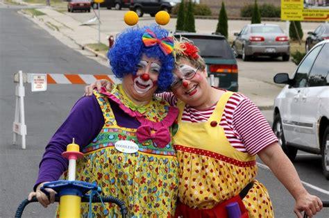 doodlebug the clown doodlebug and ladybug clowns circus ideas