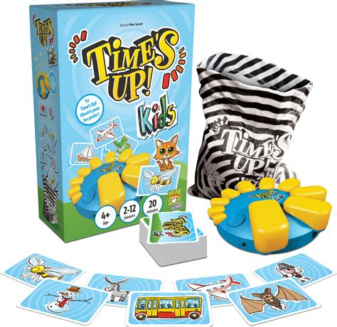 Asmodee Produit by Asmodee Time S Up Tuki01gms Pas Cher Achat Vente Jeux Junior Rueducommerce