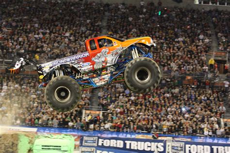 monster truck racing association black stallion racing s michael vaters voted promoter of