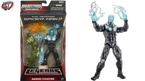 Marvel Legends Invinite Electro marvel legends infinite series spider 2 marvel s