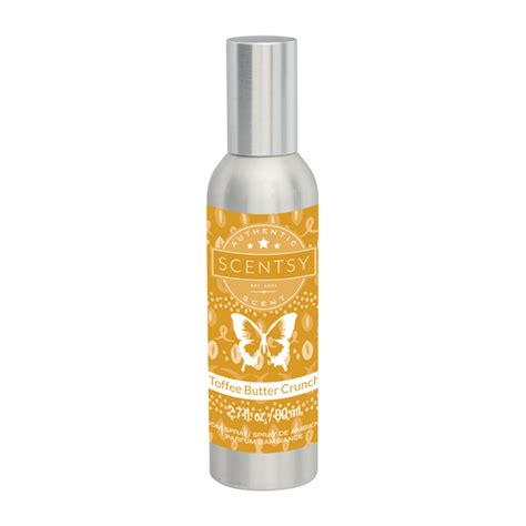 toffee butter crunch scentsy room spray buy scentsy