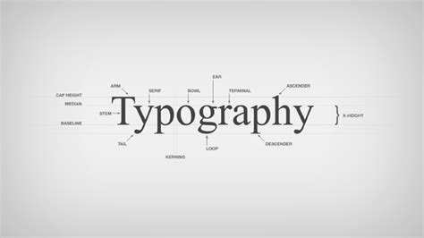 typography basics typography 101 a breakdown of the basics pmg