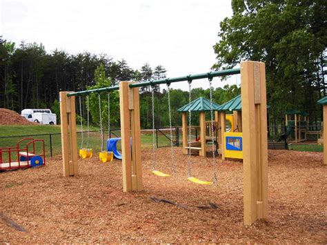 basic swing set simple diy swing set ideas plans all home ideas and decor