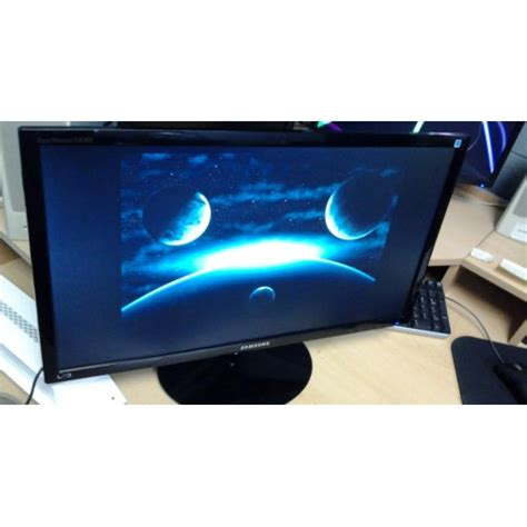 Samsung 24 S24d300 Led Wide Screen samsung syncmaster s24a300b 24 quot widescreen led lcd monitor allsold ca buy sell used office
