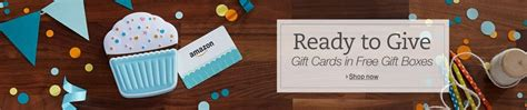 Amazon Gift Card Packaging - beautiful gift boxes for amazon gift cards now free now make dad s day with a gift