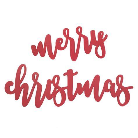 wall words merry christmas  timbers