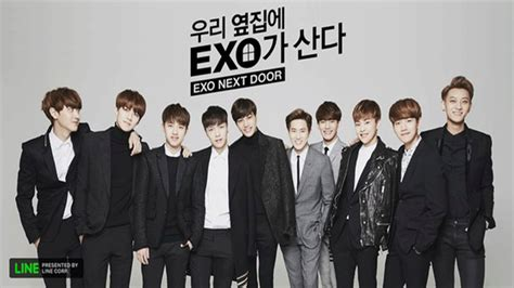 wallpaper exo next door exo s mini drama on line tv exo next door youtube