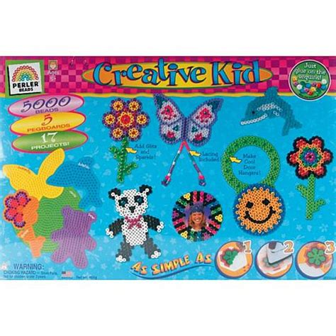 bead creative kid activity kit 3527709 hsn