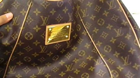 Tas Louis Vuitton Seri 5018 louis vuitton galliera gm review
