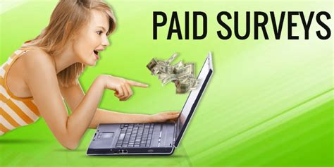 Paid Online Surveys - top 15 paid online surveys usa for free