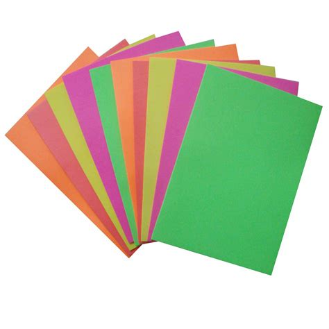 Foam Craft Paper - hunan raco enterprises co ltd foamy fluorescente neon