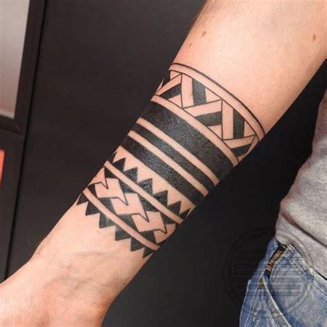 Tattoo Tribal En El Brazo | 50 geniales dise 241 os e ideas de tatuajes tribales para