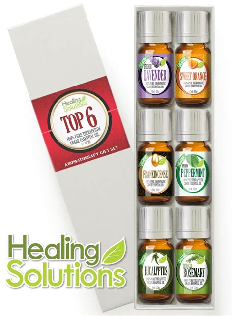 Healing Solutions Essential Set 3 11 unique and fabulous healthy living must haves