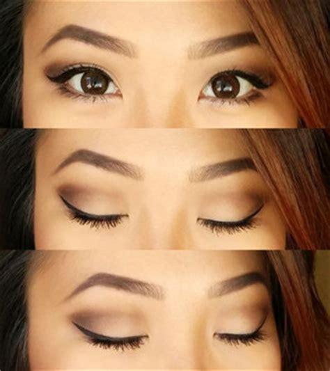 imagenes ojos chidos como maquillarse ojos chinos paso a paso imagenes de