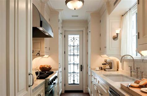 Galley Kitchen Cabinets Galley Kitchen Design Ideas