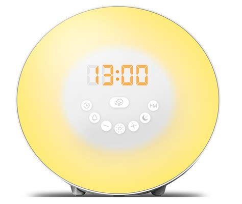 best color for alarm clock light gentle alarm clock for peaceful progression up