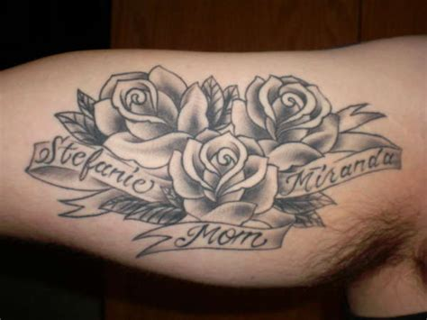 3 rose tattoo three roses