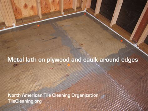 Self Leveling Floor Compound by How To Level A Floor For Tile
