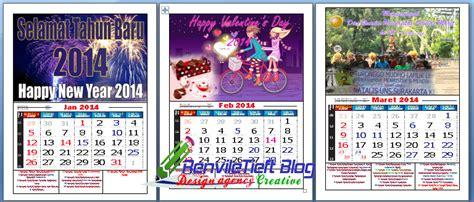 desain kalender unik dan menarik download gratis desain kalender 2014 keren dan unik dengan