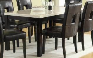 Marble Dining Room Table And Chairs Granite Dining Room Table And Chairs Alliancemv