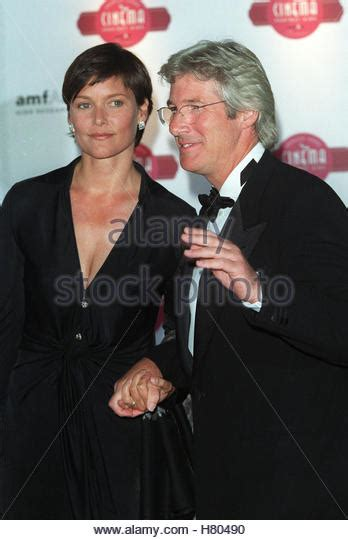 Karma For Richard Gere At Amfar Gala by Carey Lowell Stock Photos Carey Lowell Stock Images Alamy