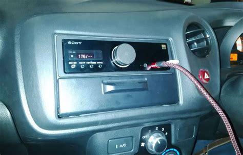 format audio dengan kualitas terbaik car audio single din pertama di dunia dengan kualitas