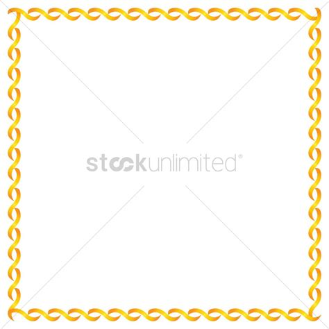 simple pattern border design simple pattern frame border vector image 1343205