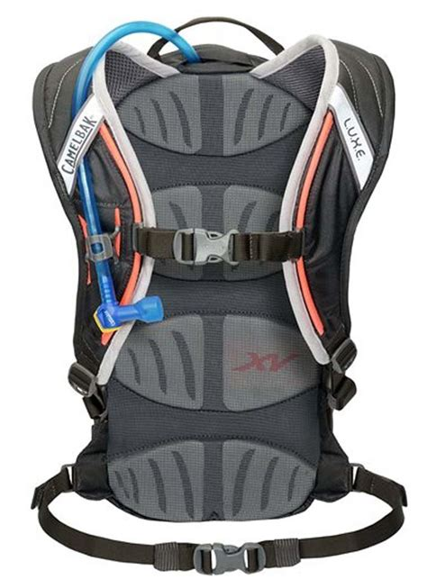 hydration number of cl camelbak luxe 3l hydration pack charcoal cl 15 ebay
