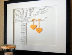 Wedding Anniversary Song By Name by Personalized Wedding Gift Birds In Tree With Carved