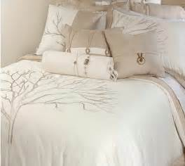 Anthropologie Inspired Bedding Bloombety White Bedspreads And Comforters With Tree