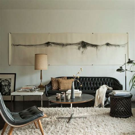 Black Leather Sofa Living Room Design by 25 Best Ideas About Black Leather Sofas On