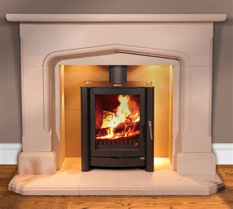 Fireplace Surrounds For Wood Burners by Surrounds Nationwide Fitting By Kirkstone