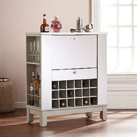 Bar Cabinet For Small Spaces 17 Best Ideas About Liquor Storage On Small
