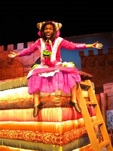 Once Upon A Mattress Play by Crotwell Eleshia Theatre Once Upon A Mattress Picture